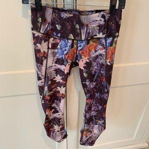 NWT!  Size S CALIA floral print leggings.